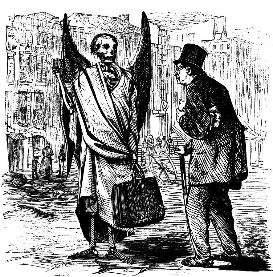 Il Colera del 1855 a Città Sant'Angelo - Visit Città Sant'Angelo